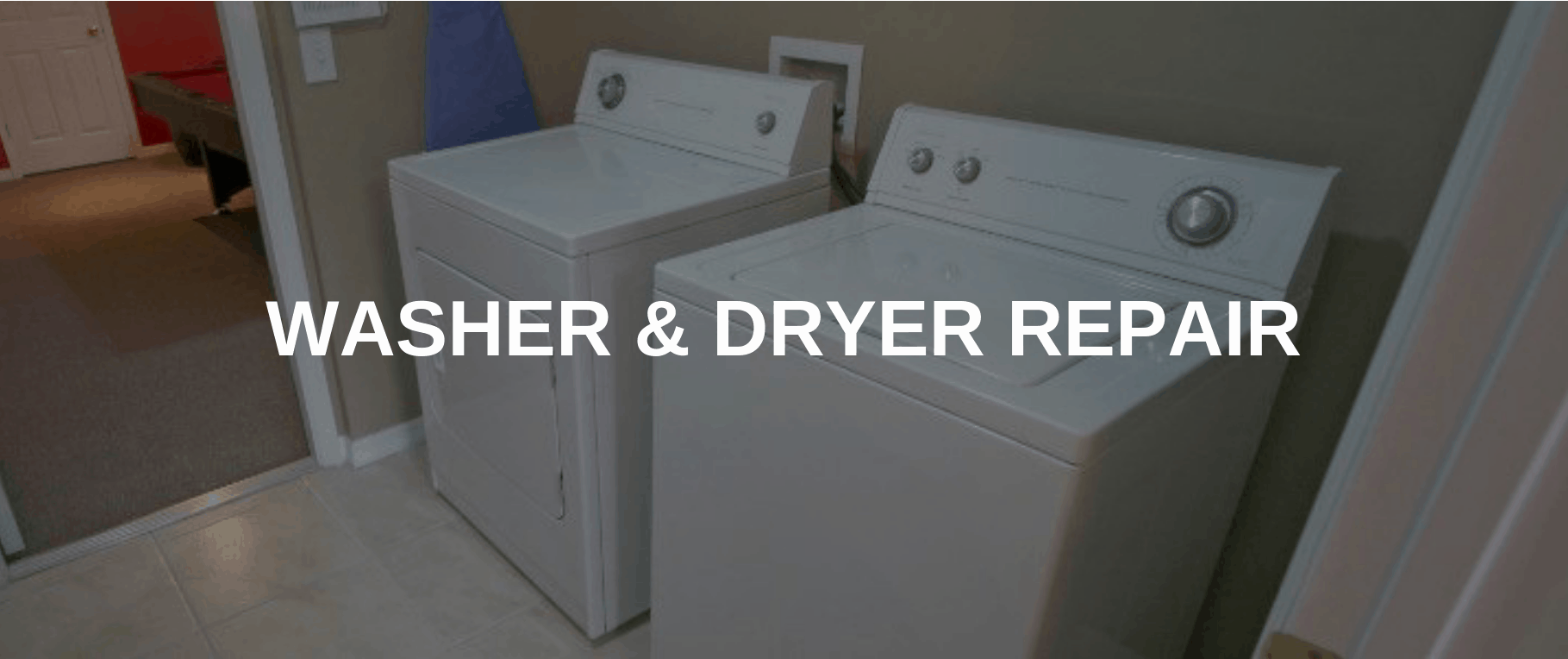washing machine repair auburn